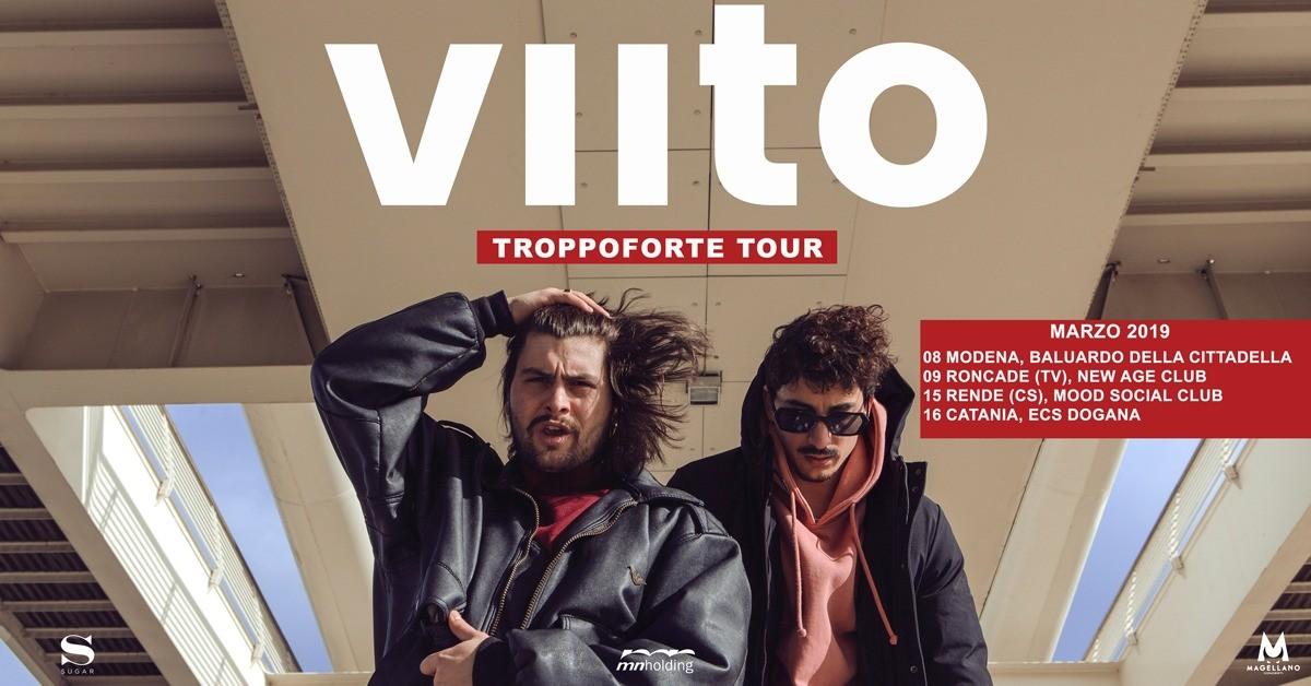 image VIITO - Troppoforte Tour