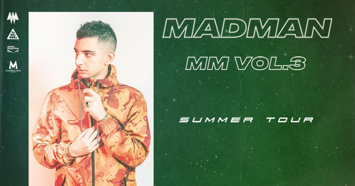 image MADMAN - MM Vol.3 Summer Tour