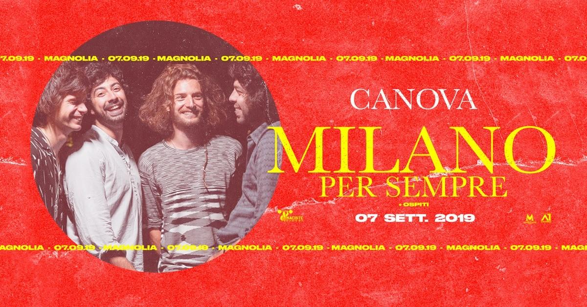 image CANOVA - MILANO PER SEMPRE