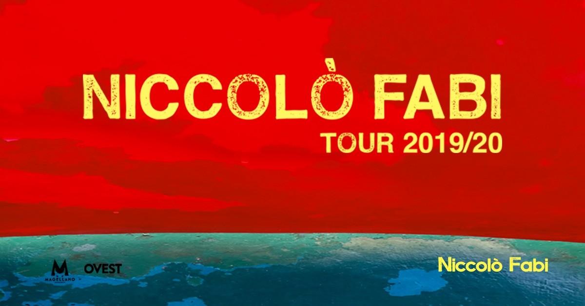 image NICCOLO' FABI - Tradizione e Tradimento Tour
