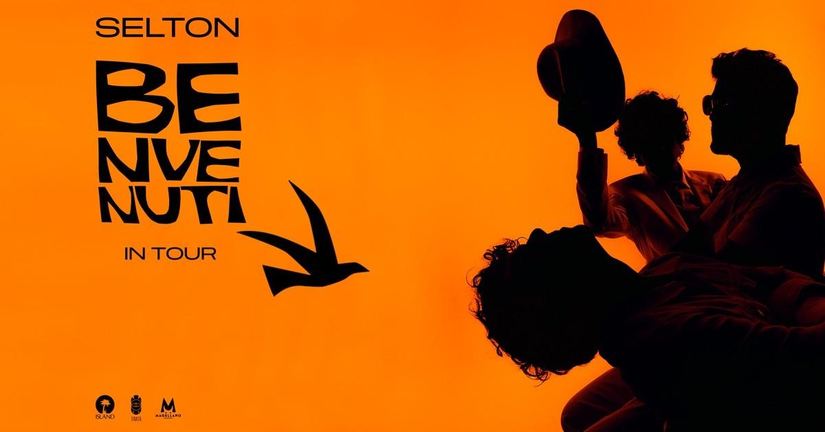 image SELTON - BENVENUTI IN TOUR