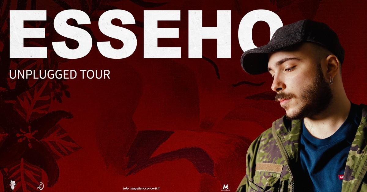 image ESSEHO - UNPLUGGED TOUR