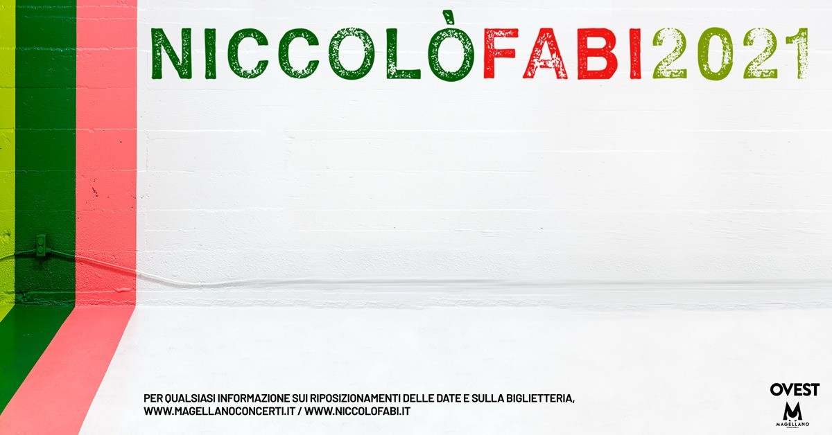 image NICCOLO' FABI - ESTATE 2021